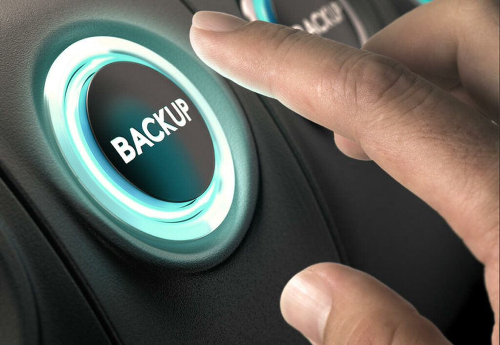 Backup Data Management