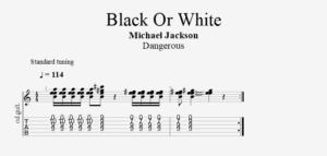 MJ Black or White