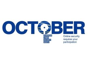 "Oktober ""European Cybersecurity Maand"""