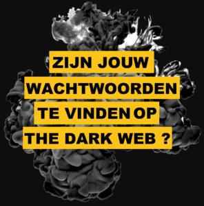 Wachtwoorden gevonden op Dark Web