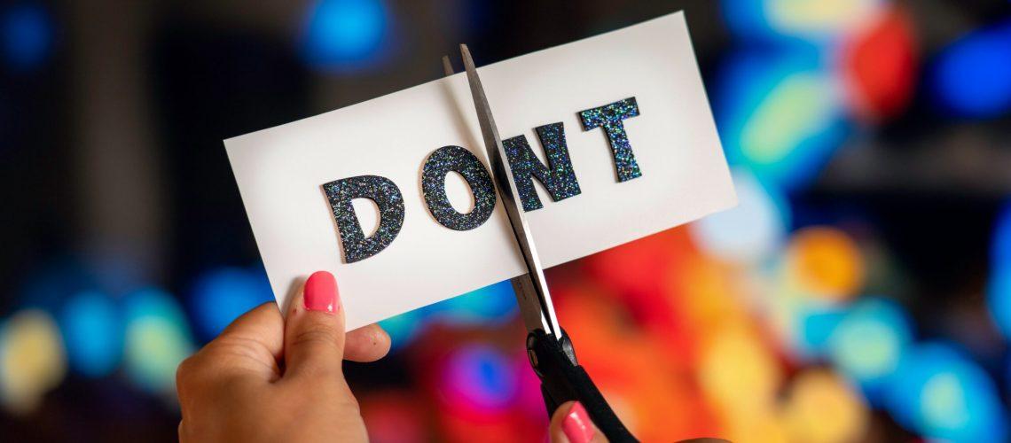 Doen of niet doen