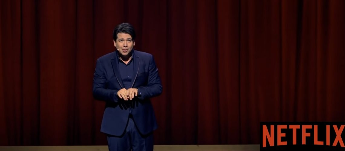 Michael McIntyre You Should Probably Change Your Password